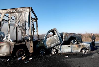 Deadly Interstate Crash
