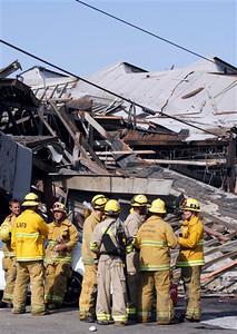 LA Building Explosion