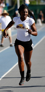 during the 2010 CIF southern section Toyota track & field division finals at Cerritos Collage. Norwalk CA. May 22,2010. Photo by Gene Blevins/LA Daily News
