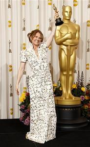 APTOPIX 83rd Annual Academy Awards - Press Room
