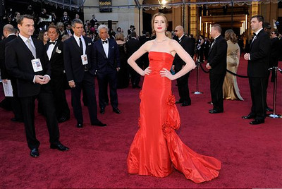 APTOPIX 83rd Annual Academy Awards - Arrivals