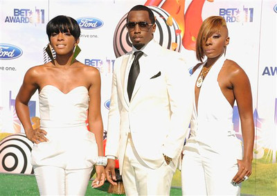 BET Awards Arrivals