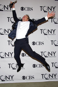 2011 Tony Awards Backstage