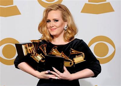 2012 Grammy Awards Press Room