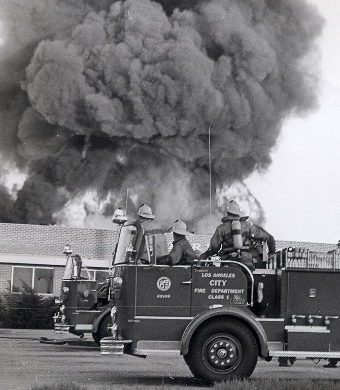. The 1971 San Fernando earthquake (also known as Sylmar earthquake) struck the San Fernando Valley near Sylmar at 6:00:55 a.m. PST on February 9, 1971, with a magnitude of 6.6.  Structure fire at 11835 Wicks St. in Sun Valley as a result of the quake.  There are various names for this earthquake. Seismologists call it the San Fernando earthquake. USGS \'Sylmar Quake\' or \'Sylmar earthquake\' is the name initially given to the event by local media outlets, because the worst damage was to the Olive View Medical Center, located in Sylmar. Local veterans of \'the Sylmar Quake\' commonly refer to this seismic event as the \'February Ninth\' quake. (Daily News File Photos.)