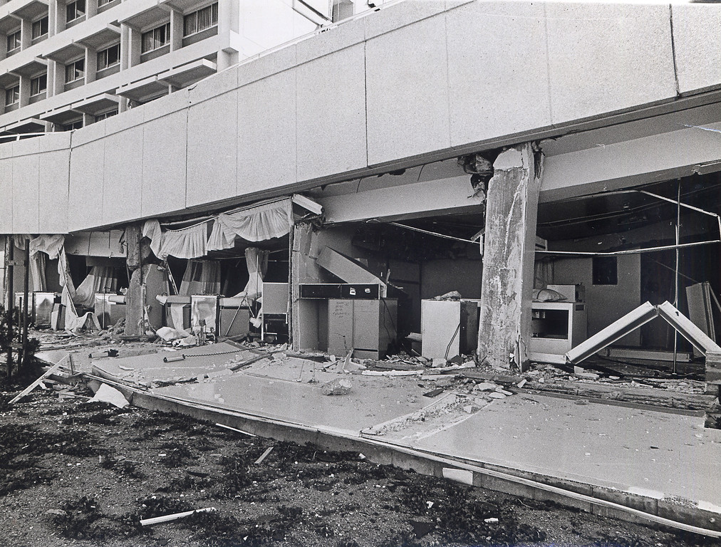 . The 1971 San Fernando earthquake (also known as Sylmar earthquake) struck the San Fernando Valley near Sylmar at 6:00:55 a.m. PST on February 9, 1971, with a magnitude of 6.6.  A wall lies collapsed on the sidewalk at the Olive View Hospital. There are various names for this earthquake. Seismologists call it the San Fernando earthquake. USGS \'Sylmar Quake\' or \'Sylmar earthquake\' is the name initially given to the event by local media outlets, because the worst damage was to the Olive View Medical Center, located in Sylmar. Local veterans of \'the Sylmar Quake\' commonly refer to this seismic event as the \'February Ninth\' quake. (Daily News File Photos.)