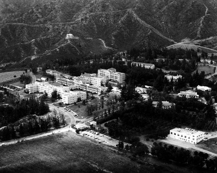 . Veterans Administration Hospital, Sylmar, 1966