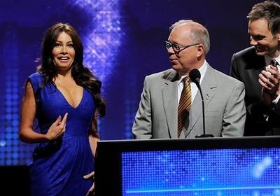 APTOPIX Emmy Nominations