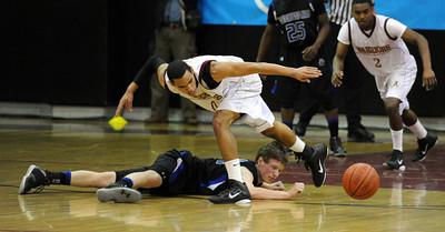 Alemany vs Windward Basketball