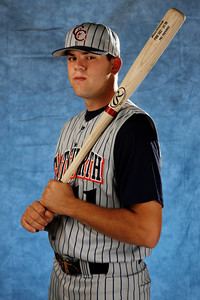 Chatsworth High School baseball player Mike Moustakas.