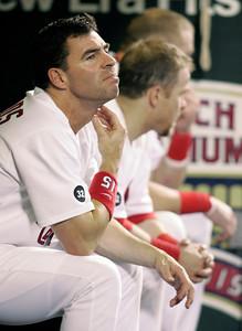 Angels Cardinals Baseball