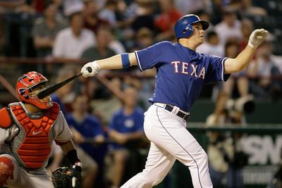 Angels Rangers Baseball
