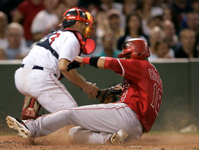 Angels Red Sox Baseball