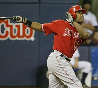 Angels Twins Baseball