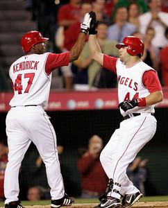 Twins Angels Baseball
