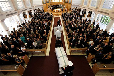 Betty Ford Funeral
