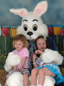 The Los Angeles Zoo's annual three-day event, Big Bunny's Spring Fling, features bunny related crafts and activities including the Be-A-Bunny Ear Craft and Funny Bunny Face Painting. Children can also pet fuzzy wuzzy bunnies and plant their own carrot seeds to take home. In addition (for a nominal fee), Big Bunny will be available for souvenir photos. Los Angeles, CA 4-22-2011. (John McCoy/staff photographer)