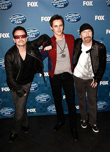 American Idol Finale Backstage