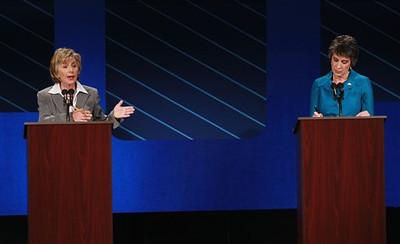 California Senate Debate
