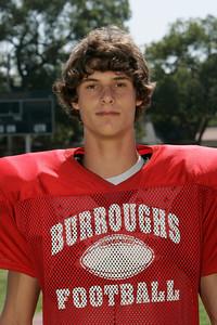 Burroughs High School Football players