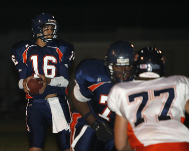 Chatsworth's Greg Jimenez looks to make a play during the first half on Thursday, September 20, 2007 against Chaminade High School. (Edna T. Simpson)