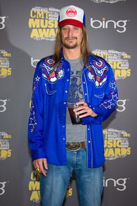 CMT Music Awards - Backstage