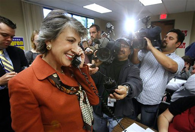 APTOPIX California Senate
