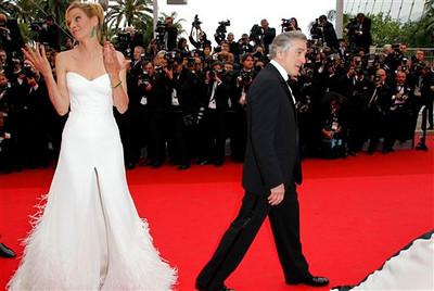APTOPIX France Cannes Midnight in Paris Premiere