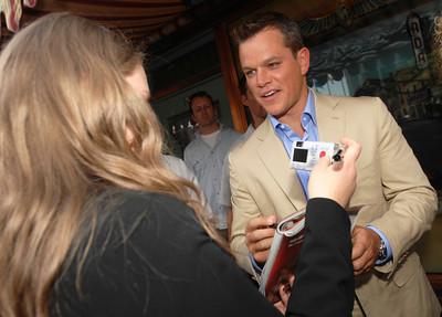 The Bourne Ultimatum Premiere
