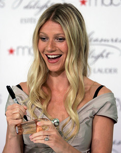 APTOPIX People Gwyneth Paltrow