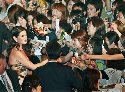 Japan Catherine Zeta-Jones