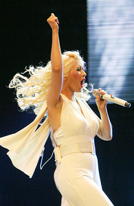 China Christina Aguilera