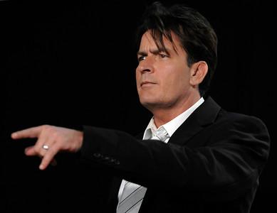 People Charlie Sheen