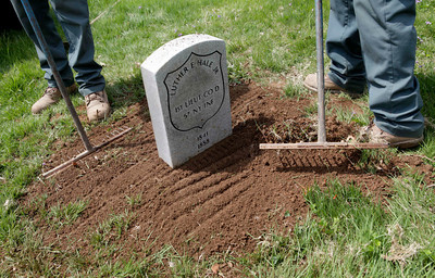 Civil War Cemetery Project
