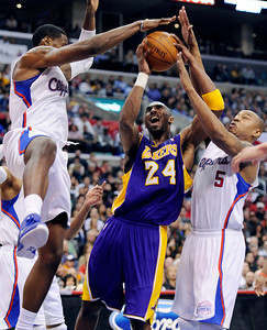 Clippers vs Lakers