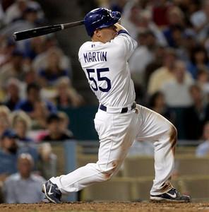Braves Dodgers baseball