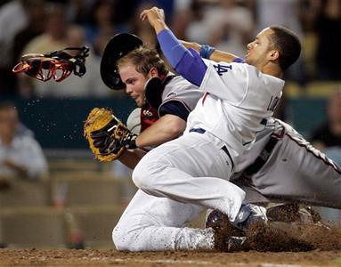 APTOPIX Braves Dodgers Baseball