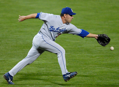 Dodgers Nationals Baseball