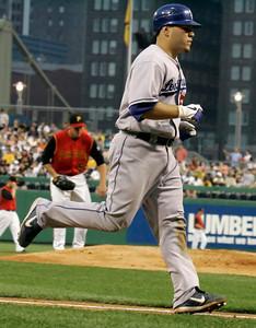Dodgers Pirates Baseball