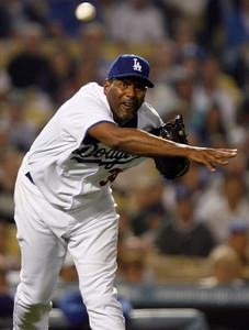 Dodgers vs Mets 7-20-07