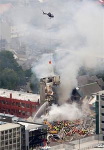 ADDITION New Zealand Earthquake