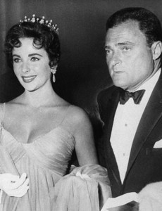 Elizabeth Taylor And Mike Todd 1957