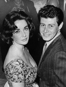 Elizabeth Taylor And Eddie Fisher 1959