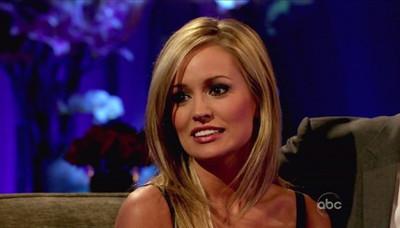 "Emily Maynard on ""The Bachelor"""