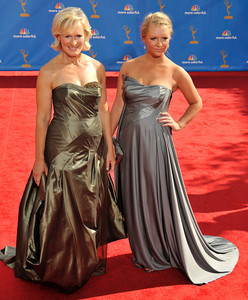 Glenn Close  arrives for the 62nd Primetime Emmy Awards on Sunday, August  29, 2010, at the Nokia Theatre in Los Angeles.(John McCoy/ staff photographer)