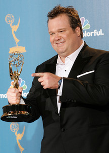 Eric Stonestreet after the 62nd Primetime Emmy Awards on Sunday, August  29, 2010, at the Nokia Theatre in Los Angeles.(David Crane/ staff photographer)