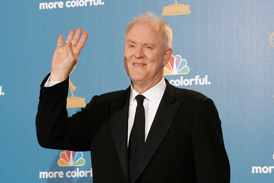 John Lithgow after the 62nd Primetime Emmy Awards on Sunday, August  29, 2010, at the Nokia Theatre in Los Angeles.(David Crane/ staff photographer)