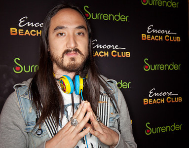 DJ Steve Aoki Performs at Surrender Nightclub Grand Opening at Wynn/Encore Resort in Las Vegas, NV on May 28, 2010. © RD/ Erik Kabik/ Retna Digital ***EXCLUSIVE****