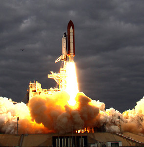 Endeavour 25th and final launch