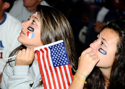 USA looses to Ghana